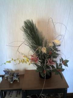 2006年正月花