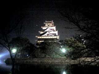 広島城 by Date